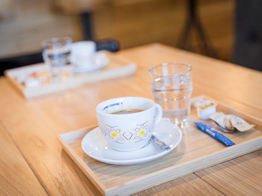 Dario – Eiscafé – Kaffee