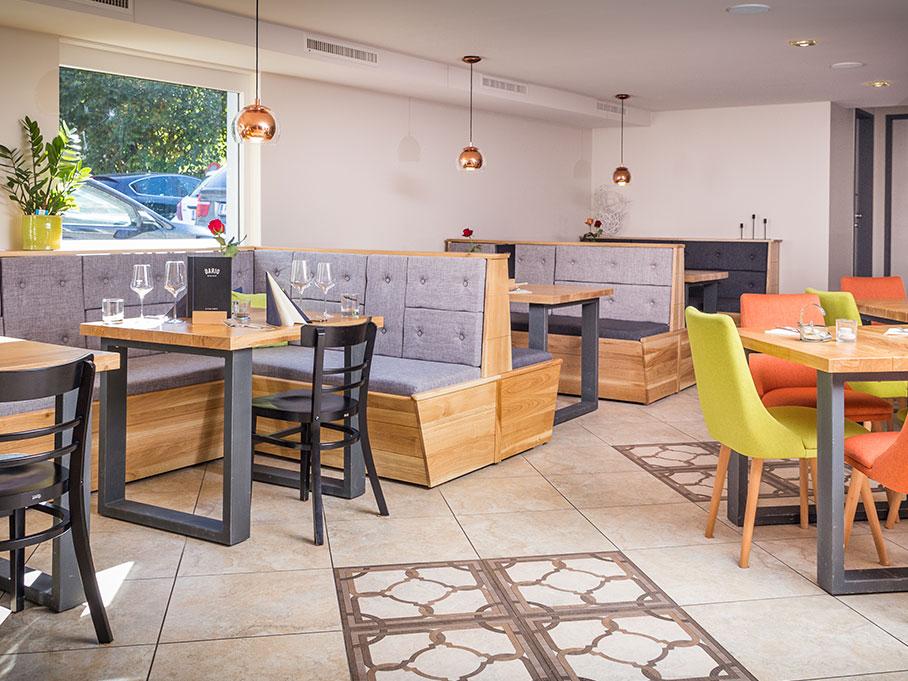 Dario – Eiscafé – Räumlichkeiten