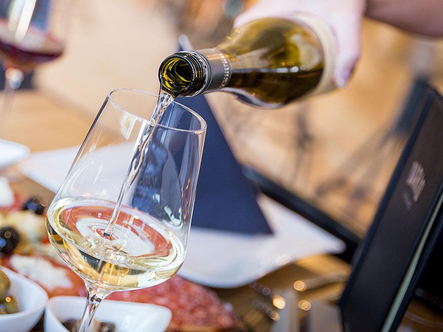Dario – Eiscafé – Wein-Genuss